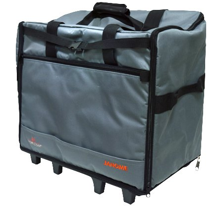 Continental M7 Trolly Case Black Janome  '