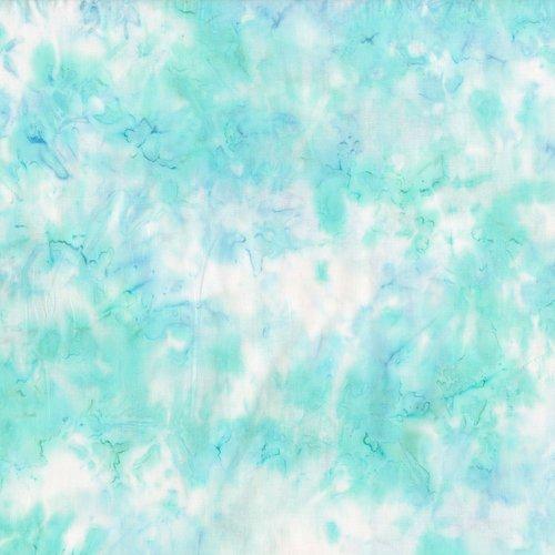 Jinny Beyer 2930-011Dahlia RJR Batik Blossom V Larimar `
