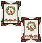 Festive Cardinals Quilt Pattern  PTN2492 '