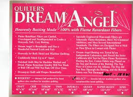 Quilters Dream Angel Select Batting Throw '