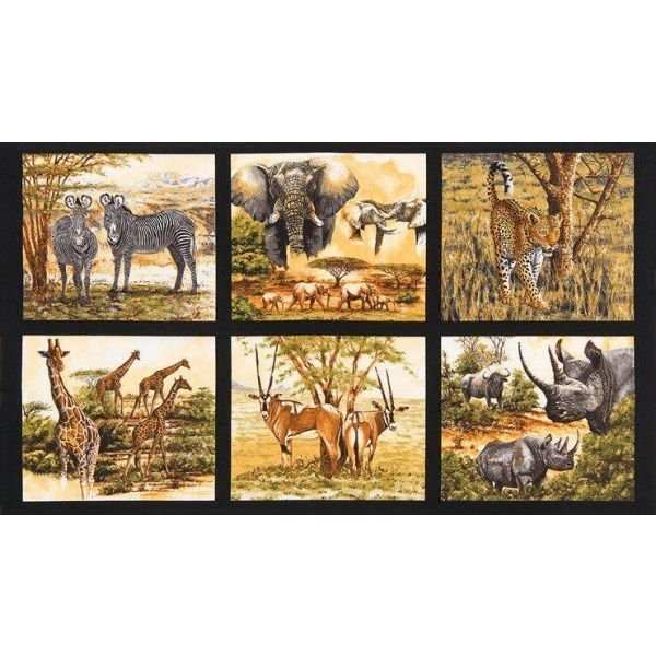Nature Studies 3 - Wild Panel 15789 `