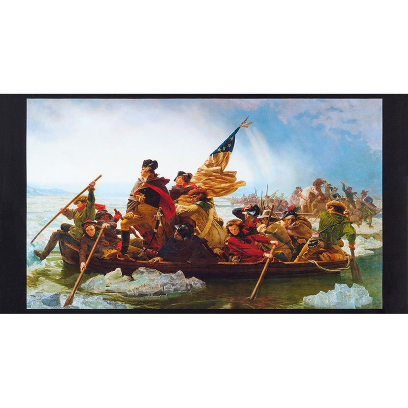 Patriots Crossing Delaware Digital Panel `