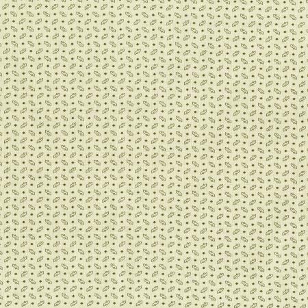 RJR Fabrics Forget Me Not 3010-001 Seedlings Cream