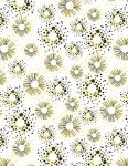 Wilmington Prints Dot Burst 1893-70451-195 White
