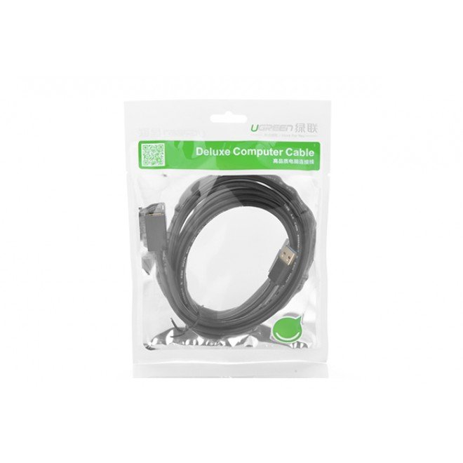 UGREEN USB 3.0 A Male to A Female Extension Cable Gold-Plated 1M