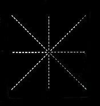 NA1959 8-LINES Lilac 9 Stencil
