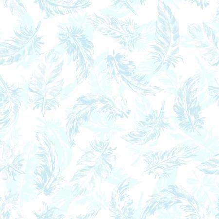 RJR Fabrics Enchanted Lake Light As A Feather Glacier 3606-001