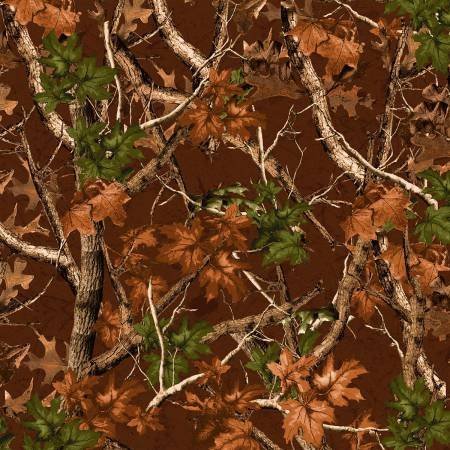 Forest - Brown Tree Camo