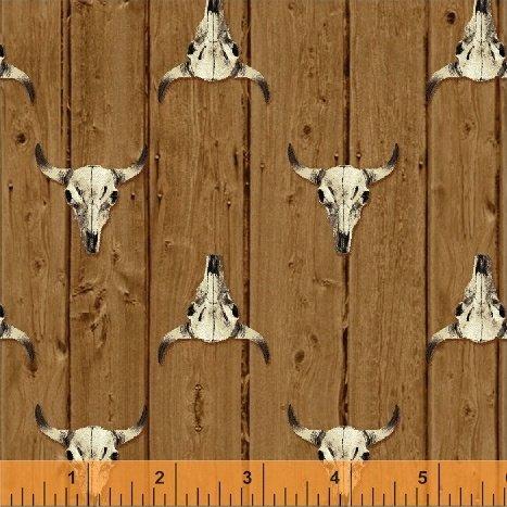 Ranch Hands - Longhorn brown ~