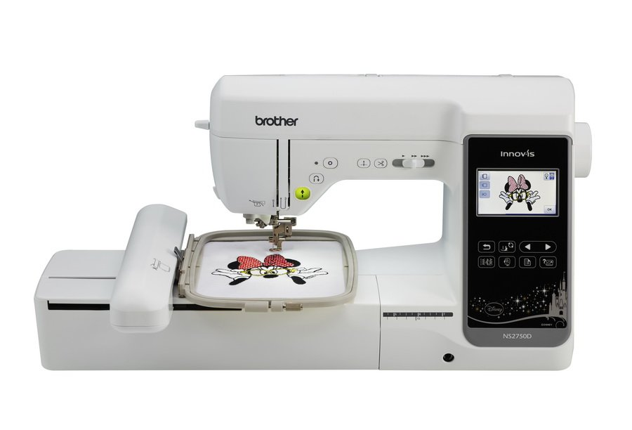 Innov-is NS2750D Combination Sewing and Embroidery Machine