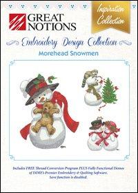 #59  - Image by Design - Morehead Snowmen ~