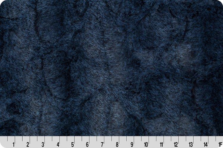 Shannon Fabrics Minky Luxe Cuddle LCHEATHERCHAMBRAY `