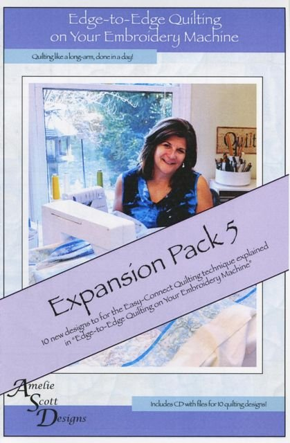 Edge to Edge Quilting Expansion Pack 5 `