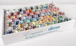 Embroidery Thread 60 Cones 1,100 Yards Spools  40wt. Polyester Embroidery Thread