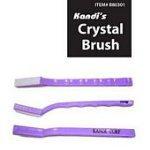 Kandi's Crystal Brush ruler B80301 `