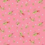 Maywood Sweet Pea Flannel Roses On Light Pink MASF81523-P `