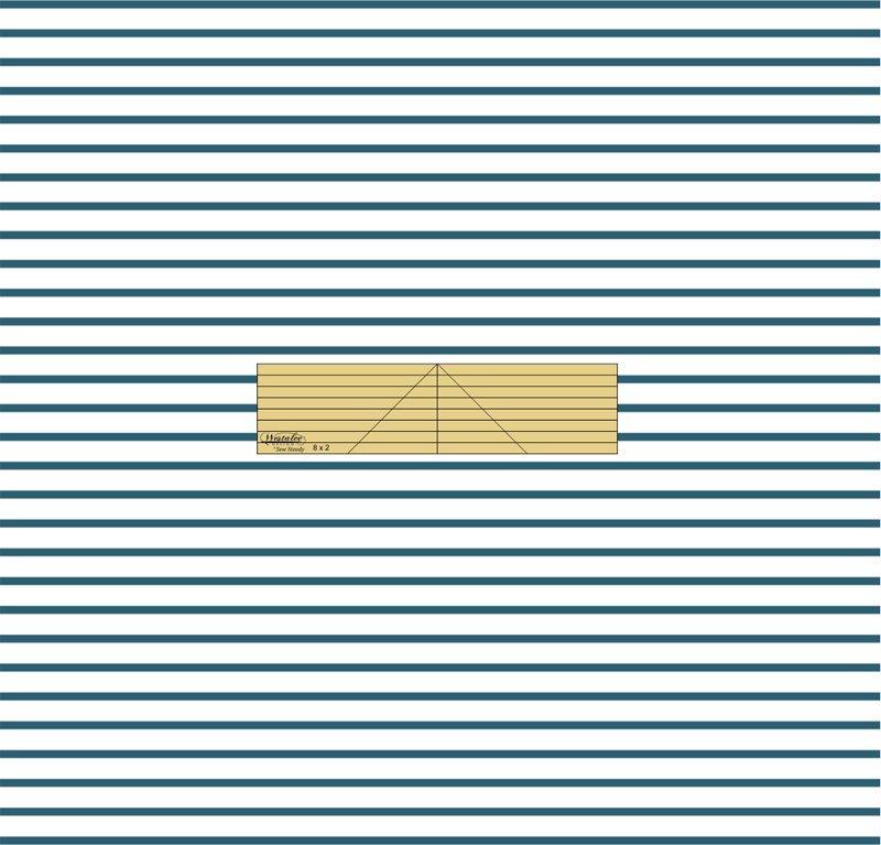 Westalee Design 6 Curve 3 Templete  High shank  WT-C6 `
