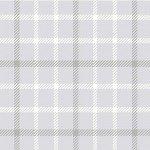 Local Color Yarn Dyed Flannel SEF3775-90 Grey Plaid `