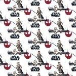 Camelot Fabrics Star Wars VII Refresh Flannel 7360230B-01 `