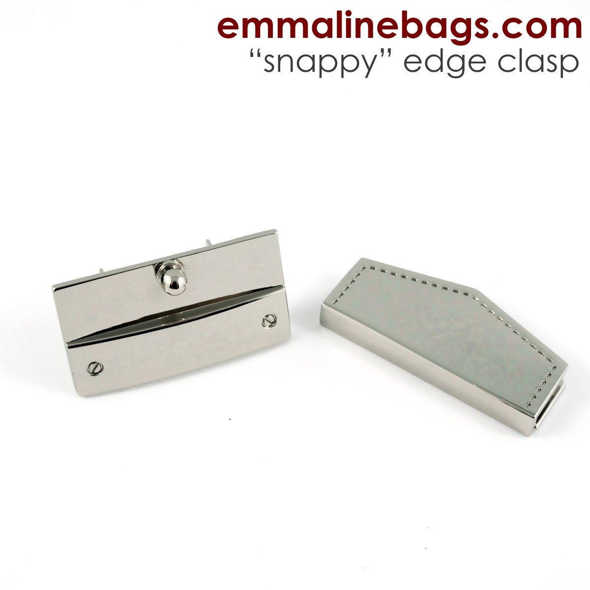 Emmaline Bags Snappy Edge Clasp SNAPLOCK-NL/1 `