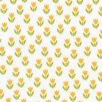 Robert Kaufman Cozy Cotton Flannel SRKF-17654-8 ORANGE `