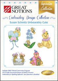 #72  - Image by Design -  Susan Schmitz Unbearably Cute ~