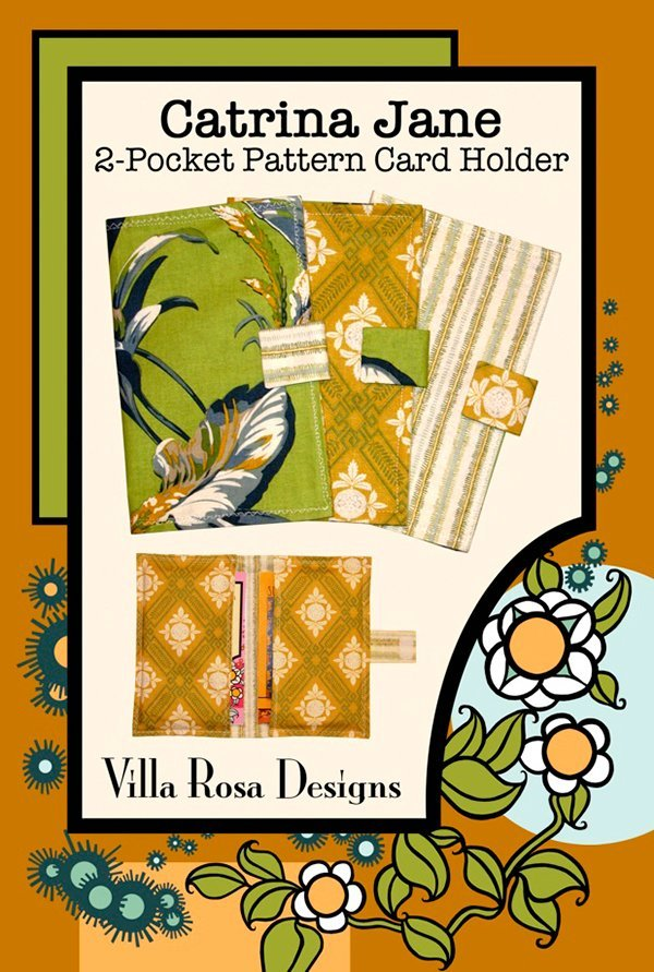 Catrina Jane by Villa Rose Designs VRD BP004 `