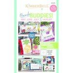 Kimberbell Bench Buddy CD May June July and August KD575 '