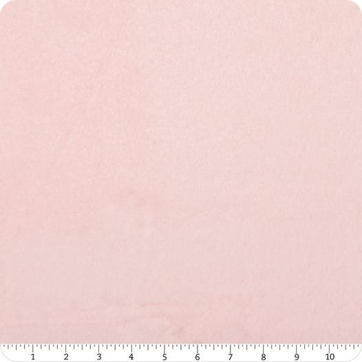 Shannon Fabric Luxe Cuddle Solid LCSEALICEPINK '
