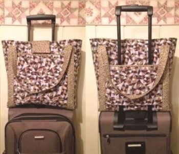 Luggage Rider carry- On Bag `