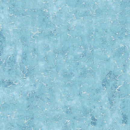 Batik Calista Pear SRKP-18135-4 Blue Robert Kaufman Batiks `