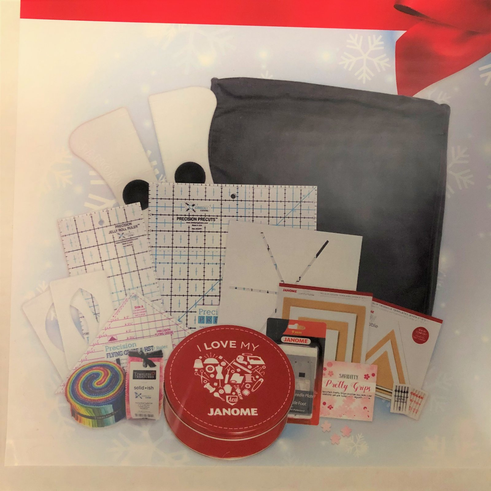 Janome 9450 Special Edition Package