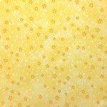 AE Nathan Comfy Flannel Yellow Mini Stars N9831-44