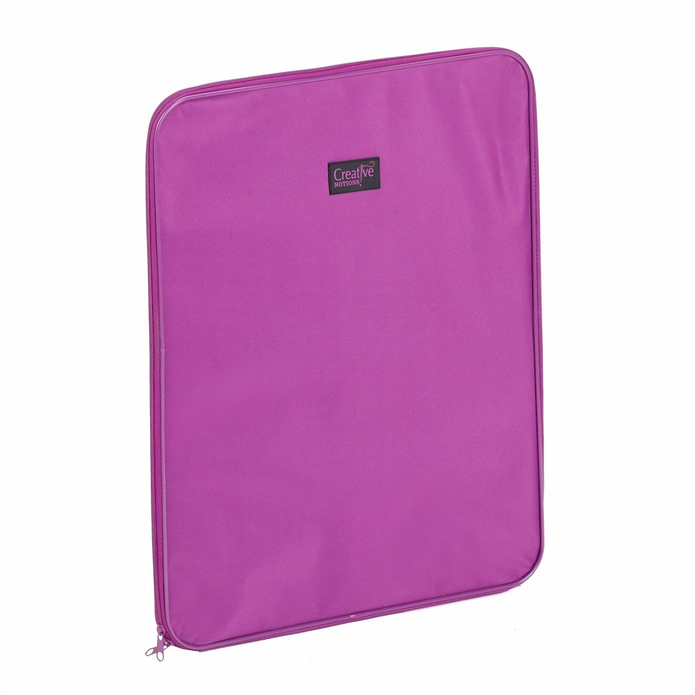 Cutiing Mat Portfolio Bag by Creative Notions - PURPLE