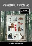 Wonderful Woodland Quilt Art East Quiting Co