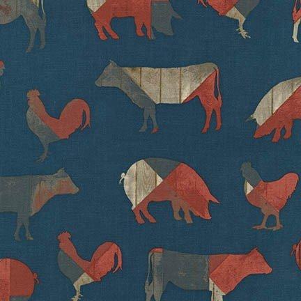 4th on the Farm Americana - Animals ~