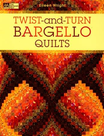Twist-and-Turn Bargello Book  ~