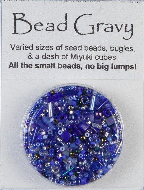 Bead Gravy Dark Blueberry `