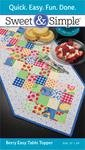 Berry Easy Table Runner `