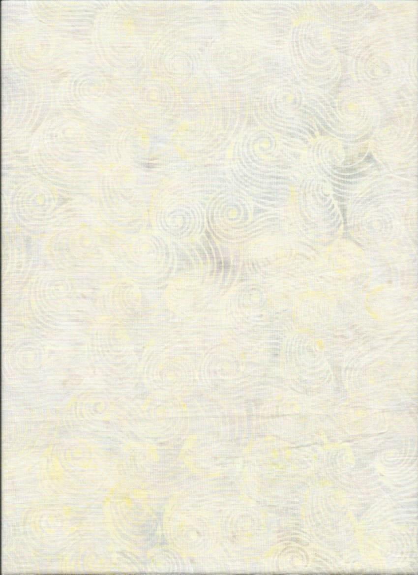 BPN024-24 Alabaster Hoffman Batik `