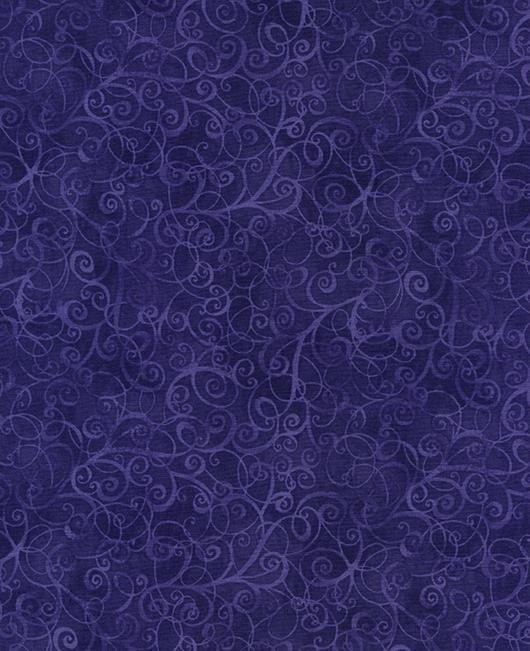 Timeless Treasures Breeze Flannel CF4843-Prpl  `