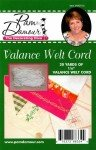 Valance Welt Cord 1/4in x 20yds