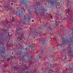 Batik R2274-441-Winter-Cherry Berry Blast Hoffman Fabrics Batiks '