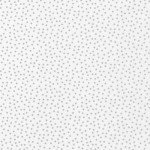 Robert Kaufman Remix Metallic Blanc Dots AAKM15237-303 Blanc '