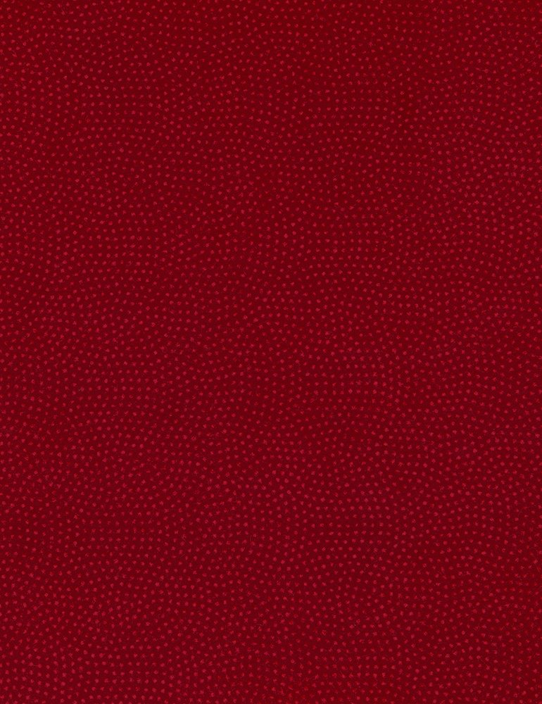 Timeless Treasures Studio Basic Flannel CF3096-Cherry Red  '