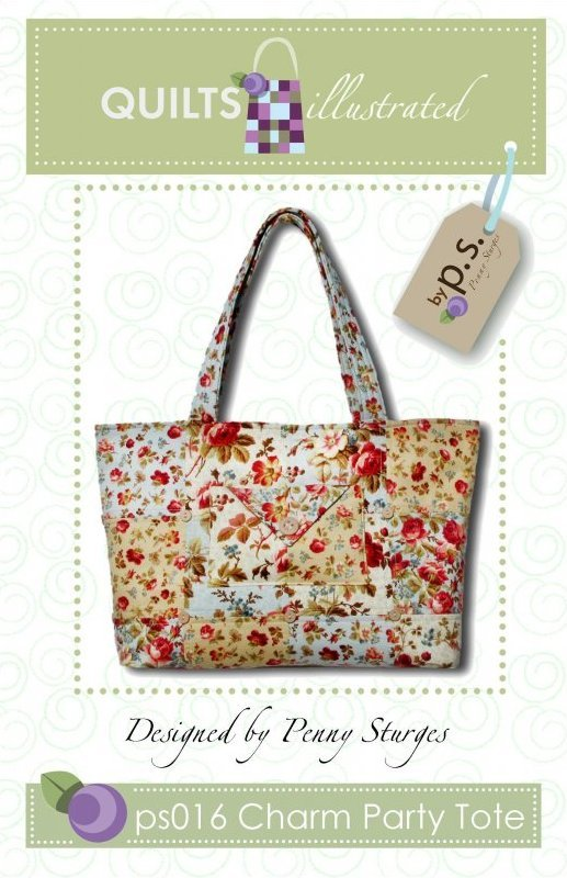 PS016 Charm Party Tote `
