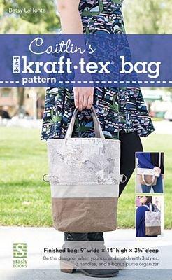 Caitlin's 3 in 1 Kraft-tex Bag  ~