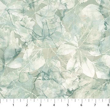 Northcott Fabrics Whispering Pines  Celedon DP23755-62