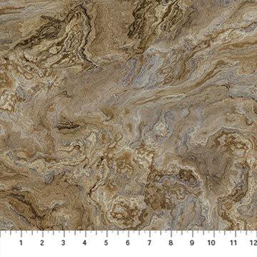 Northcott New Dawn Brown Stone DP23928-14  PRE-ORDER
