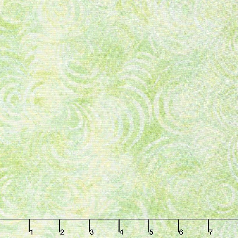 Wilmington Prints Essentials 108 Whirlpools Lime Q1054-2083-700 `
